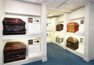 Manhattan-Based Casket Showroom