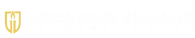Greenwich Village Funeral Home Logo - Select to Go to Home Page